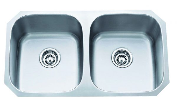 Soci Solido ADA 50/50 18 Gauge Sink