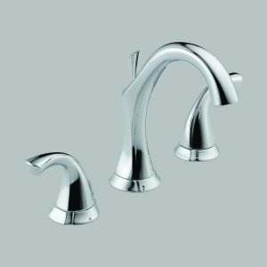 Two Handle Widespread Chrome