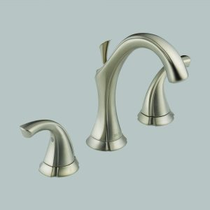 Two Handle Widespread Brilliance Stainless