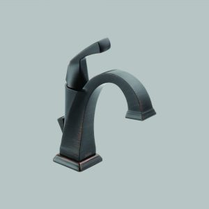 Single Handle Centerset Venetian Bronze