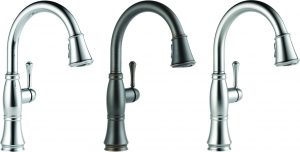 Arctic Stainless Kitchen Series Pull Down