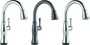 Arctic Stainless Kitchen Series Pull Down with Touch 20