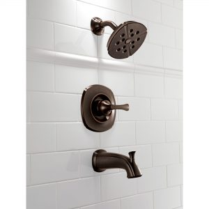 Monitor 14 Series Tub & Shower Trim (Includes Handles) Venetian Bronze