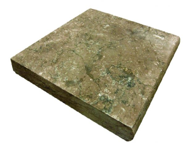 Irish Cr̬me Travertine – Single Bullnose Coping