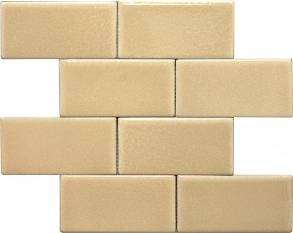 3×6 Biscuit Brick