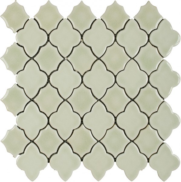 Peridot Crackle Amara Pattern
