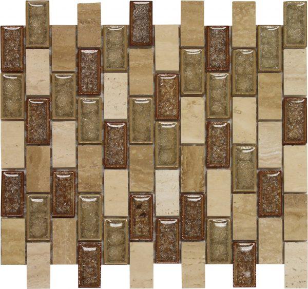 1×2 Phoenix Blend Brick