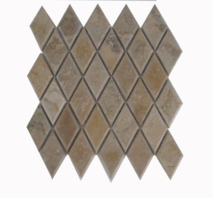 2×4 Rhomboid Cushion-Vintage Fantasy