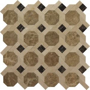 Morocco Blend Norfolk Pattern