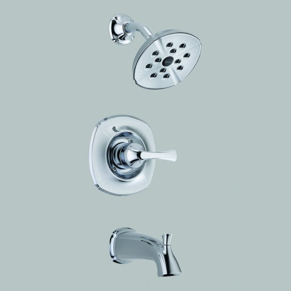 Monitor 14 Series Shower Trim (Includes Handles) Chrome
