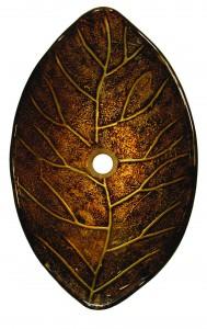 Single Leaf Vessel