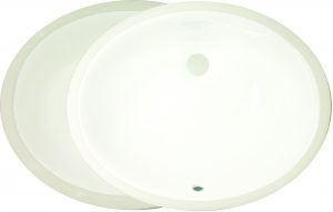 Soci Small Oval Undermount