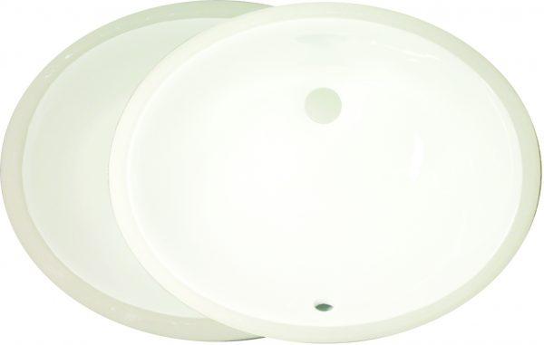 Soci Small Oval Undermount