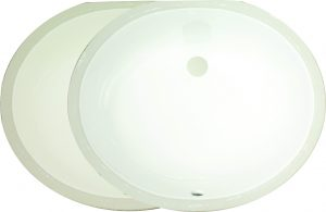 Soci Large Oval Undermount