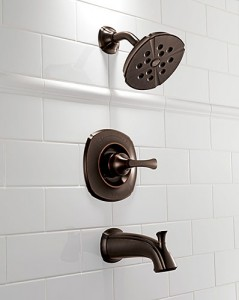 Monitor 14 Series Shower Trim (Includes Handles) Venetian Bronze