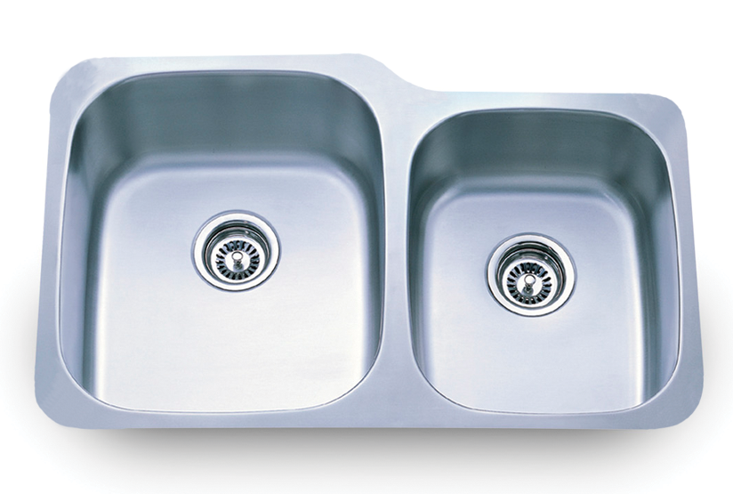 Soci M Series 50/50 16 Gauge Stainless Sink