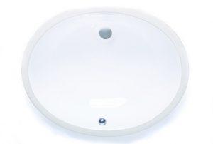 Vitreous round m series sink
