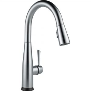 Essa Arctic Stainless Touch 2O Kitchen Series Pull Down