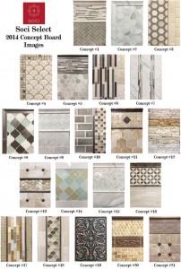 2014 Concept Boards