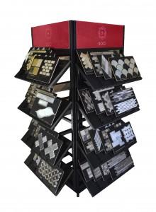 Tile Tower Display