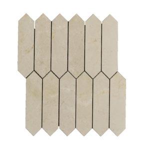 Crema Marfil Baroque Pattern