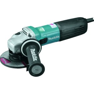 "Makita SJS II 4.5"" Variable Speed Angle Grinder"