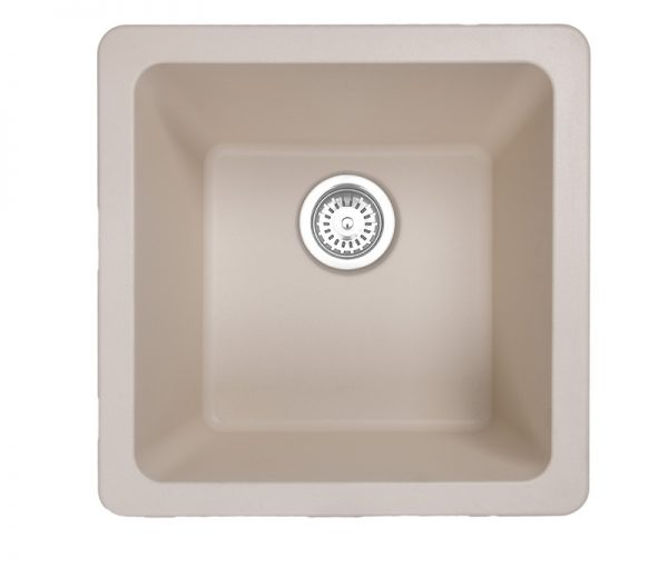 Athos Bar Sink – Parchment